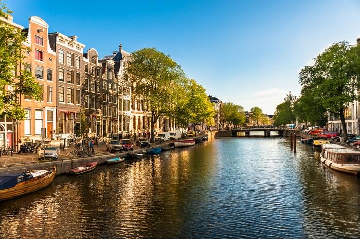Comment survivre à Amsterdam au milieu de l'été