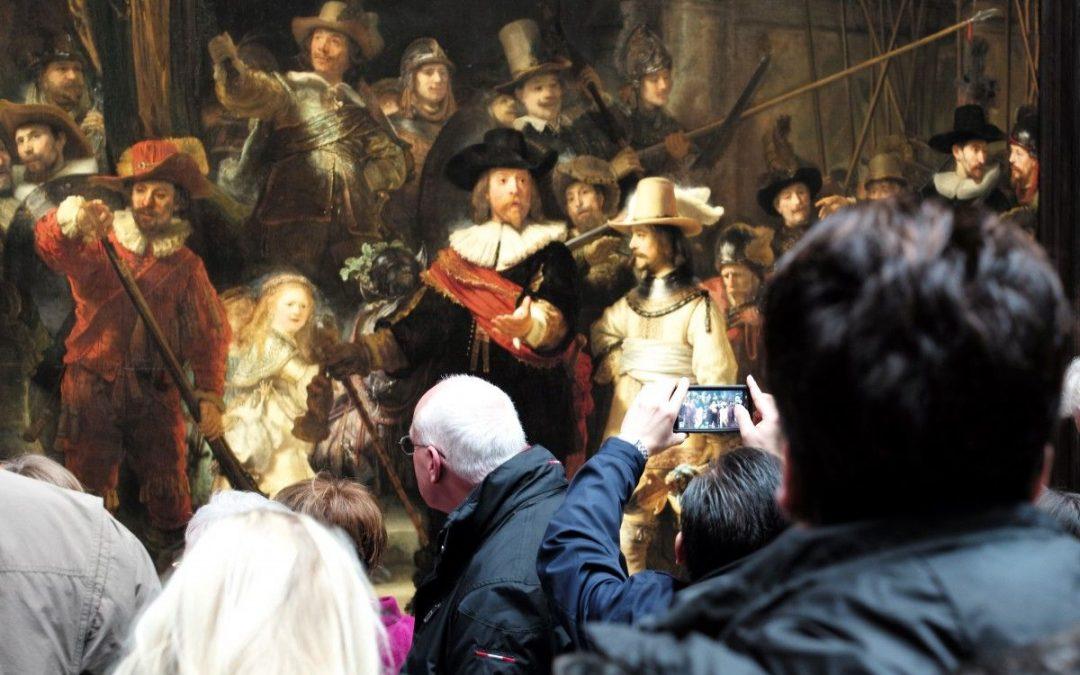 Rondleiding Rijksmuseum
