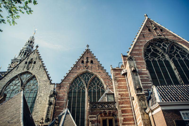 Old Church Amsterdam