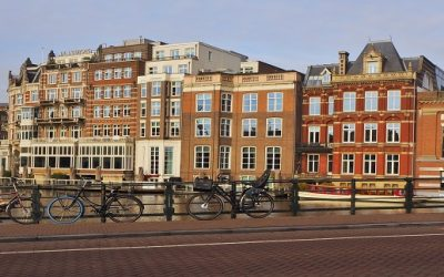 Een dag in lockdown in Amsterdam