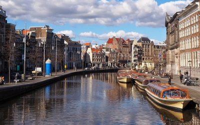 Parken in Amsterdam