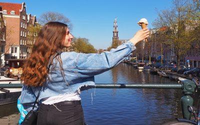 Ein Muss in Amsterdam Kulinarische Schatzsuche