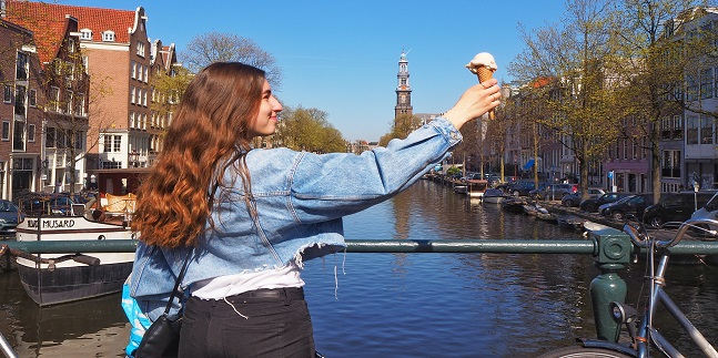 Must do in Amsterdam Go Culinary Hunting