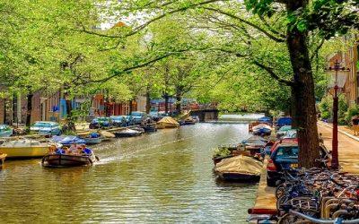 Ontdek Amsterdam vanaf het water
